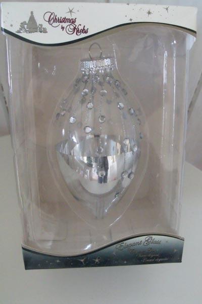 Sias decodreams krebs glas lauscha christbaumkugel for Drescher baumschmuck