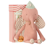 Maileg Elefant Circus Friends mit Hut rosa Rose
