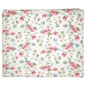 Green Gate Quilt Decke Tagesdecke Meadow white